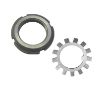 Locking washers 061206 Nut 061209